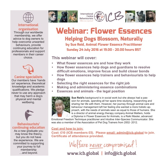 ICB Webinar flyer Flower 300 res